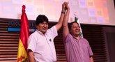 Foto: Bolivia.- El MAS de Morales lidera con un 31,6 la última encuesta de intención de voto para las generales de Bolivia