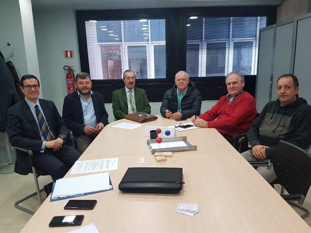 Mesa Sectorial para la Contratación del Servicio de Limpieza de Edificios y Locales en Cantabria