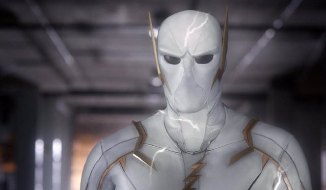 El villano Godspeed en la serie de The Flash