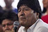 Foto: Bolivia.- Morales vuelve a Argentina y confirma que el candidato presidencial Luis Arce se reunirá con Fernández