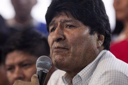 Bolivia.- Morales vuelve a Argentina y confirma que el candidato presidencial Luis Arce se reunirá con Fernández