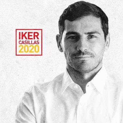 """Casillas anuncia su candidatura a la presidencia de la RFEF: """"Sí, me presentaré, vuestro apoyo me anima"""""""