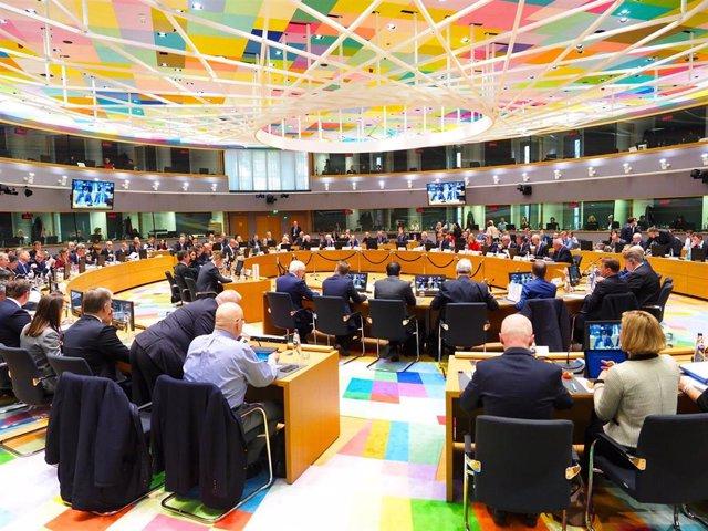 Reunión de ministros de Exteriores de la UE