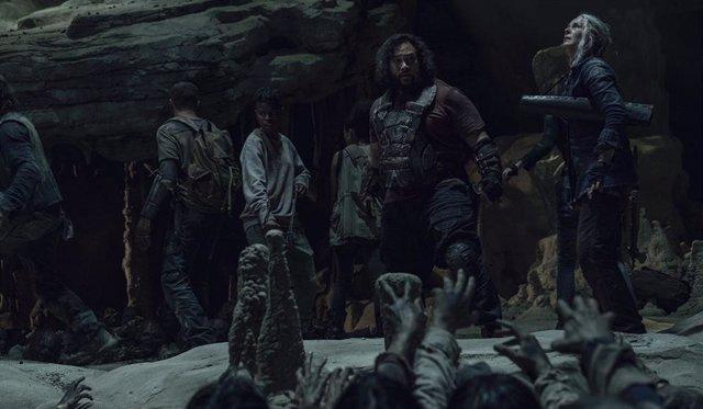 Imagen de la décima temporada de The Walking Dead
