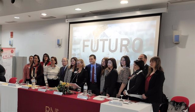 Presentación del primer grupo de BNI de España fundado por mujeres.
