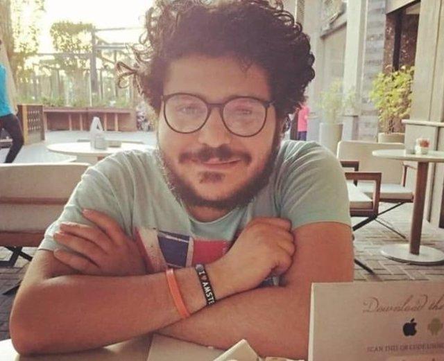 El investigador Patrick George Zaky, de 27 años, estudiaba en la Universidad de Granada con una beca Erasmus hasta su detención en El Cairo el pasado 7 de febrero.
