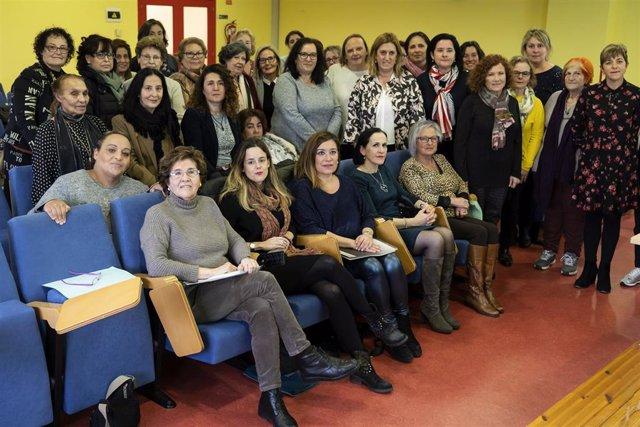 Pleno del Consejo de la Mujer