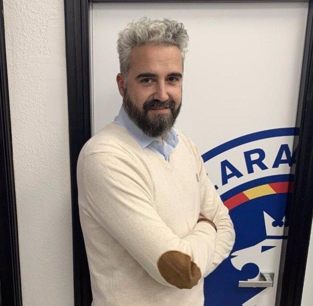 El presidente de la Asociación de Clubs de Fútbol Femenino (ACFF), Rubén Alcaine