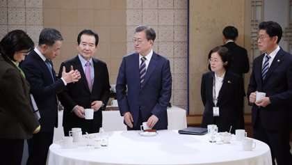 """Coronavirus.- Corea del Sur ordena medidas especiales para afrontar la """"emergencia económica"""" por el coronavirus"""