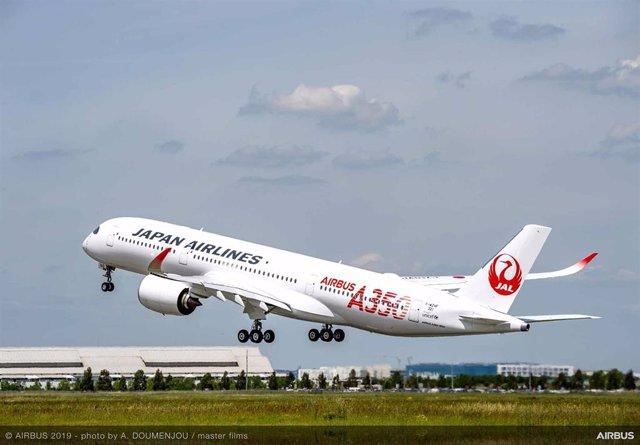 A350 XWB de Japan Airlines