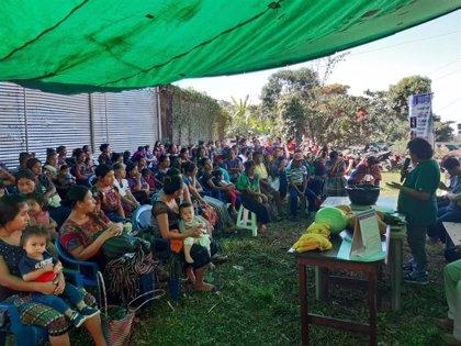 """Guatemala.- Guatemala lanza una """"gran cruzada"""" contra la desnutrición"""