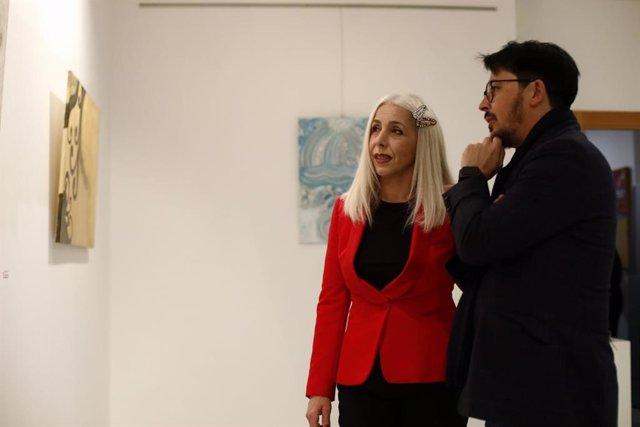 Exposición 'El paseo de las emociones' de Rosario García Mora 'Charini'