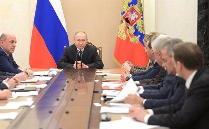 Rusia.- Un tribunal holandés condena a Rusia a pagar 50.000 millones de dólares a tres accionistas de la petrolera Yukos
