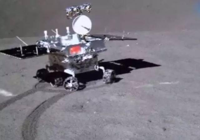 Rover Yutu 2