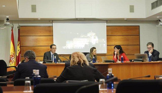 Comisión de despoblación Cortes