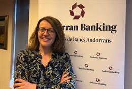 La directora general de Andorran Banking, Esther Puigcercós