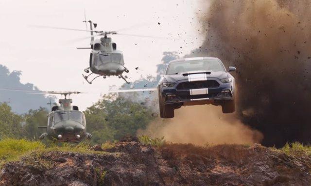 Imagen del tráiler de Fast and Furious 9