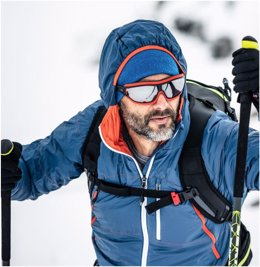 Los expertos invitan a priorizar la protección de la vista en la práctica de deportes de invierno
