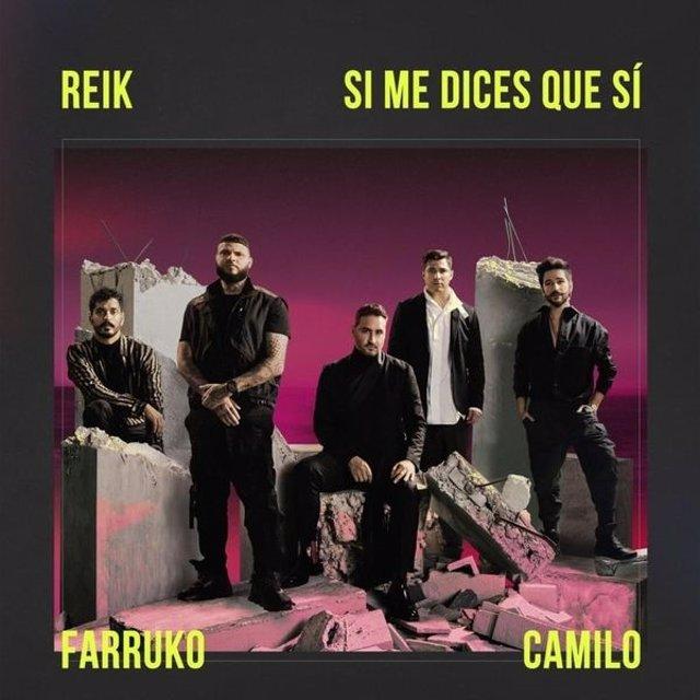 Reik con Farruko y Camilo