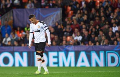 Rodrigo, Coquelin y Kang-In se unen a las bajas del Valencia para Italia