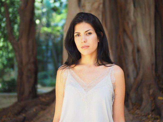 La portaveu d'Unides Podem en Els Corts, Naiara Davó