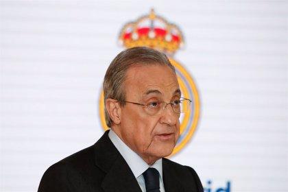 """Florentino: """"Tenemos la responsabilidad de buscar nuevos talentos que puedan ser las figuras del mañana"""""""