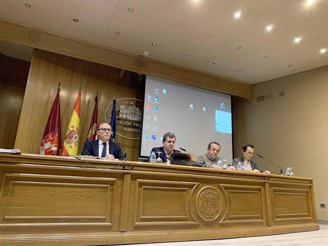Reunión de la Asamblea Regional de Cosital, celebrada en Albacete