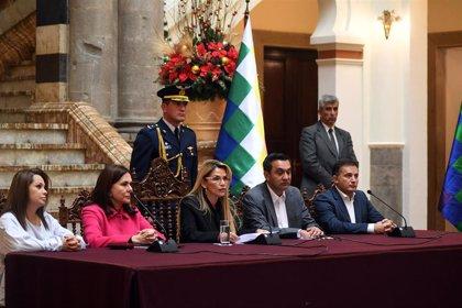 Bolivia.- España escoltó a asilados en Embajada de México en Bolivia para que dejaran el país con conocimiento de La Paz
