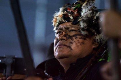 """Ecuador.- El líder indígena Jaime Vargas se reivindica como """"segundo presidente"""" de Ecuador"""