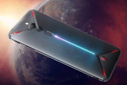 Portaltic.-El móvil 'gaming' Nubia Red Magic 5G equipará 16GB de RAM y procesador Sport Snapdragon 865