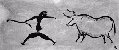 Intención estética y evolución de estilo en grabados de la Edad de Piedra