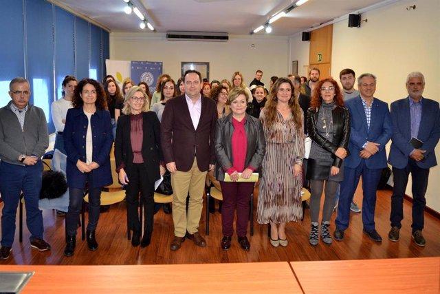 Presentación del programa Univergem en Almería