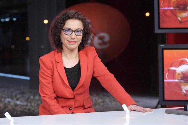 La periodista Carolina Pecharromán, nueva editora de Igualdad de TVE