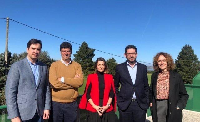 Aldro Energía patrocinará el campo de golf La Junquera