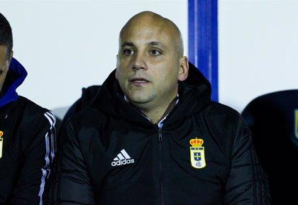 El Real Oviedo despide a Javier Rozada