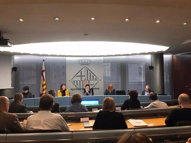 Comissió d'Ecologia, Urbanisme, Infraestructures i Mobilitat de Barcelona.