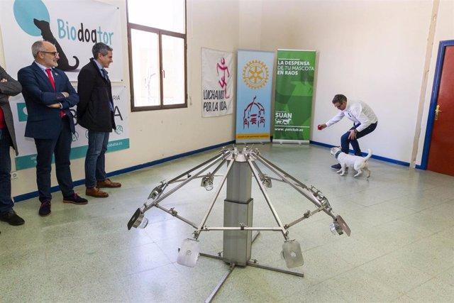 Proyecto Biodogtor, para detectar el cáncer precozmente mediante el olfato de perros. Se desarrollará en la localidad cántabra de Orejo