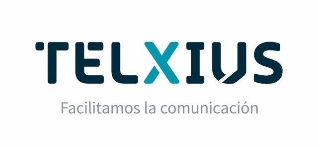 Logo de Telxius, la filial de infraestructuras de Telefónica