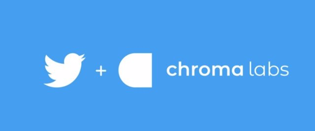 Twitter adquiere Chroma Labs