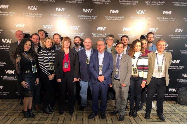 Fotos Y Nota De Prensa: Diez Startups Andaluzas Acuden Con Extenda Al Congreso Wbaf En Estambul