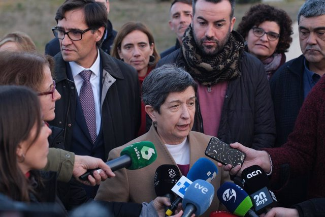 La delegada del Govern central a Catalunya, Teresa Cunillera,  en una foto d'arxiu.