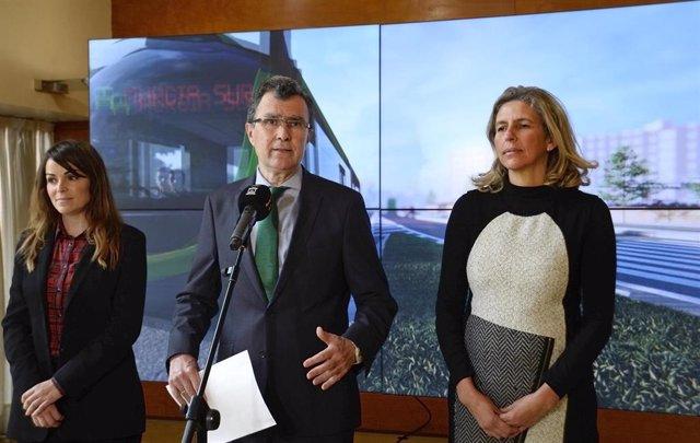 Ballesta, tras la reunión de la Comisión Técnica de Movilidad y Transporte
