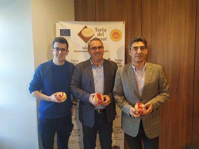La DOP Torta del Casar factura casi 5 millones de euros y duplica sus ventas en
