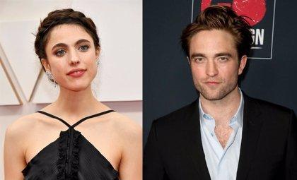 Robert Pattinson (The Batman) y Margaret Qualley (Érase una vez en Hollywood), juntos en The Stars at Noon