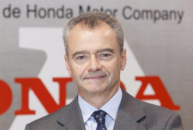 Marc Serruya, presidente de Honda Automóviles España