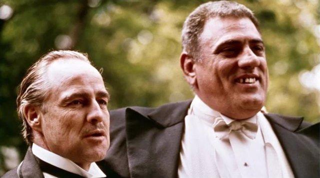 Imagen de la película El padrino