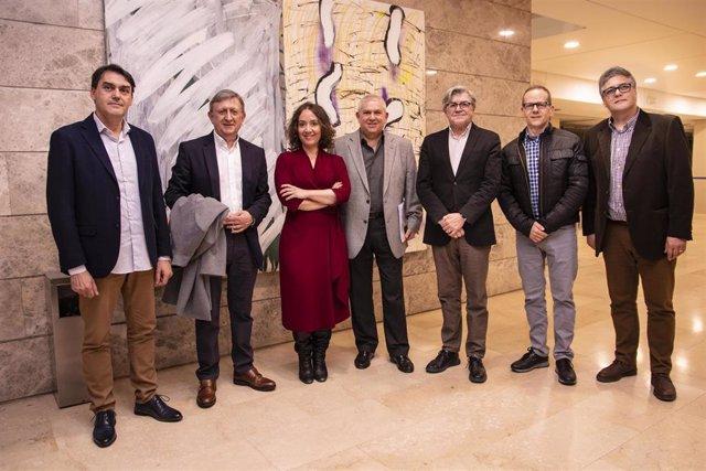 Glòria Tello presenta el Certamen Internacional de Bandas de Música