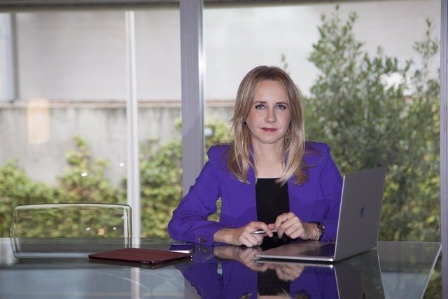 La presidenta de FEDEPE, Ana Bujaldón
