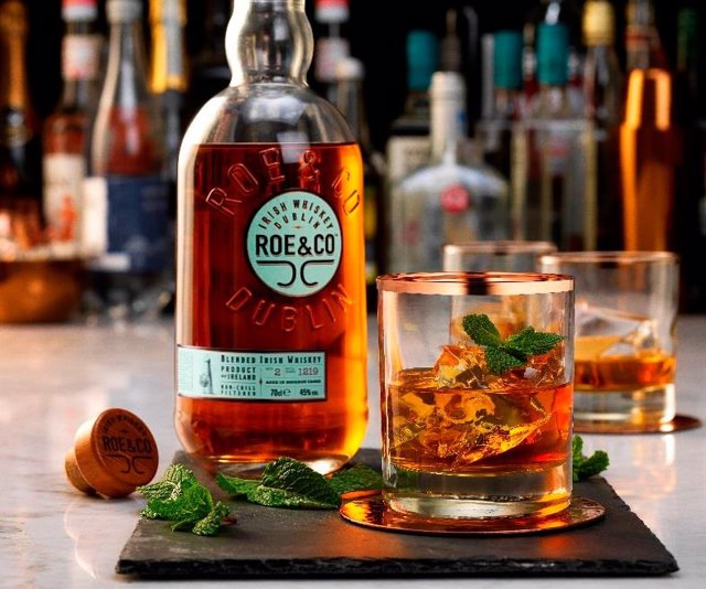 Roe&Co, whisky irlandés.