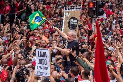 Brasil.- Lula da Silva es interrogado por la Policía Federal de Brasil tras acusar a Bolsonaro de miliciano